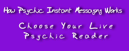 how it works psychic readers