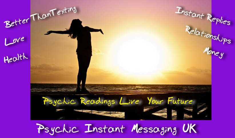 Psychic Instant Messaging UK - Live Psychic Readings